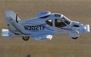 Το Πρώτο Ιπτάμενο Αυτοκίνητο