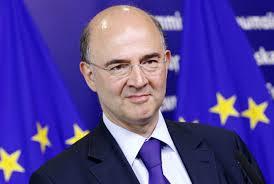 Μοσκοβισί: Ο Ντράγκι ενήργησε προς το συμφέρον της ευρωζώνης